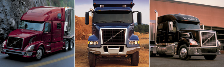 Volvo Truck Photos